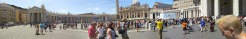 At the Vatican in Italy